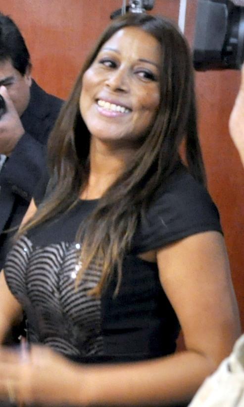 Claudia Agaton, comunicacion social congreso