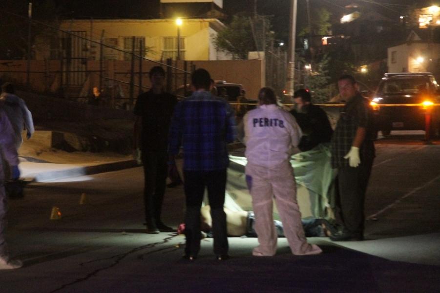 Siete muertos entre domingo y lunes, en Tijuana