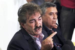 Rueda de Prensa Ricardo La Volpe.