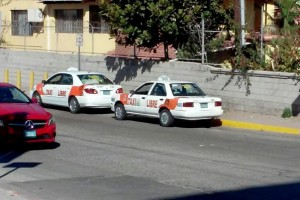 lanzadera de taxis libres