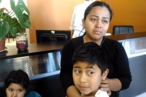 Los extorsionadores pidieron 200 mil pesos a la familia a cambio de la vida del menor. Foto: Inés García