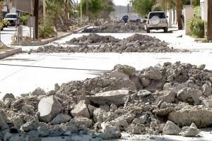 5 Siguen los defectos en pavimentaciones con concreto hidráulico en La Paz 2