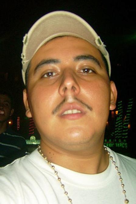 El agente del Ministerio Público, Christian Gaxiola Montoya, y encargado de integrar la averiguación previa contra los Coppola.