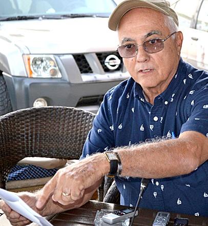 Mario Coppola Joffoy, presentó denuncia contra sus familiares.
