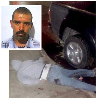 """Alejandro Hernandez Curiel """"El Bebo"""", lugarteiente de """"El Taliban"""""""