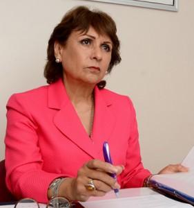 Patricia Ortega.- Sub Procuradora Rosarito