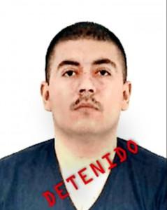 """Carlos Garmiño González o Edgar Navarro Águila, """"El Karateka"""""""