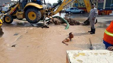 Foto: Cortesía CESPM/La reparación