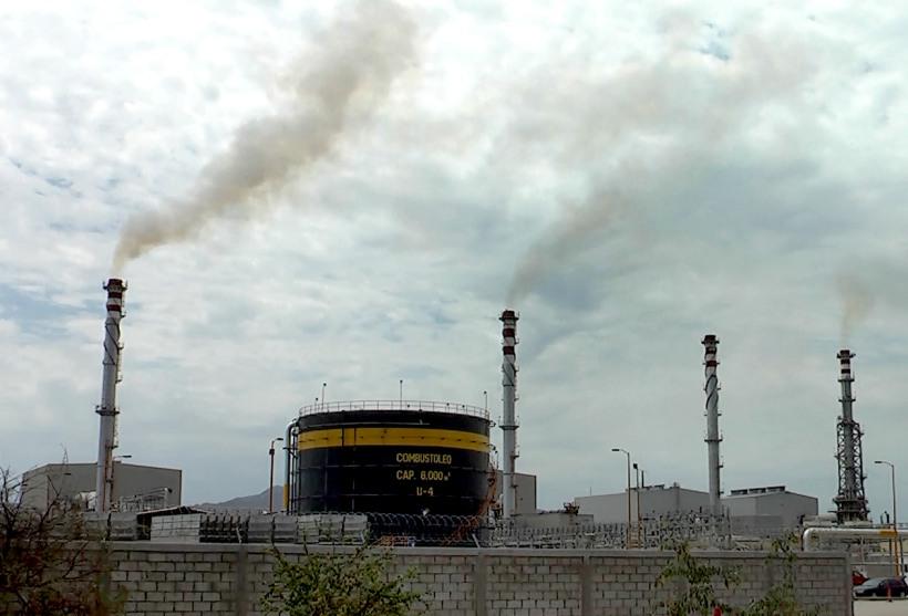 3 CFE envenena a La Paz con partículas tóxicas 1