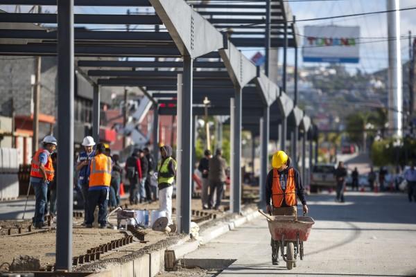 Campañas políticas no frenarán obras, dijo el primer edil de Tijuana