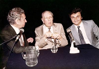 Arreola, Borges y Alifano