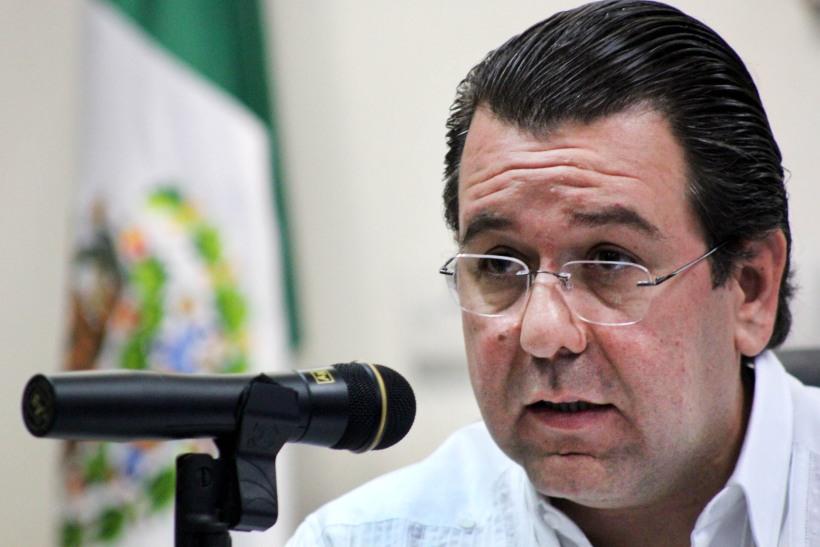 Jesús Manuel Sobarzo Larragaña, director de Comunicación Social