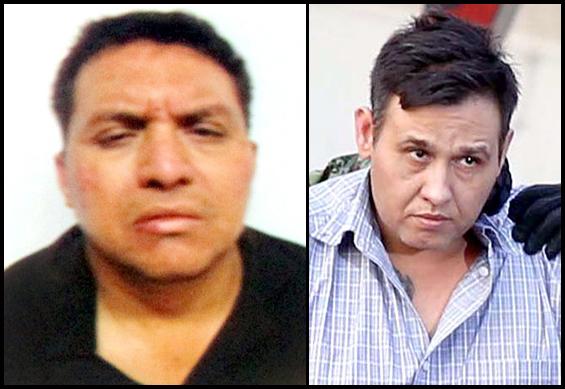 """iguel Angel Treviño Morales, """"El Z-40""""; Omar Treviño Morales, """"El Z-42"""""""