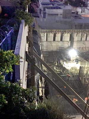 denuncia por construccion de torre habitacional en la colonia Cacho