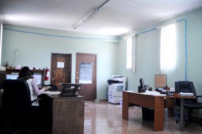 Hay una swolicitud de 8 mdp para nuevas oficinas