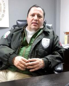 Rodulfo Figueroa, INAMI