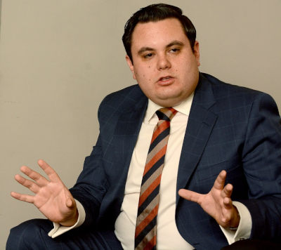Jorge Pickett, abogado fiscalista