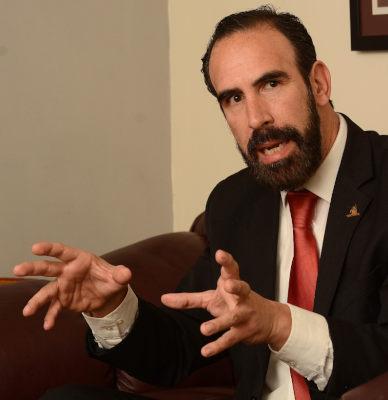 Gustavo Fernandez de Leon, Pte COPARMEX Tijuana