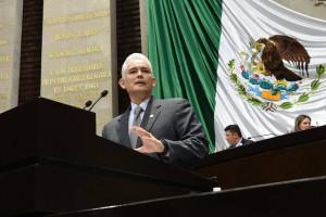 La propuesta fue realizada por el diputado Jorge Ramos
