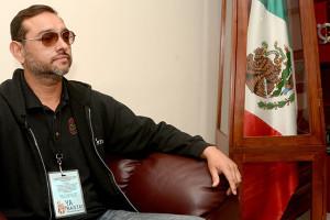 FOTO: Ramon T Blanco V.- Dice que fundara empresa de luminarias municipal