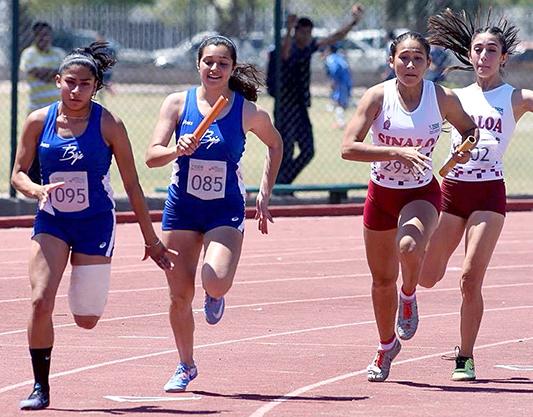 Atletismo fue dominado por Baja