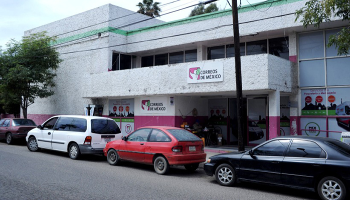 oficinas de correos de mexico en ensenada
