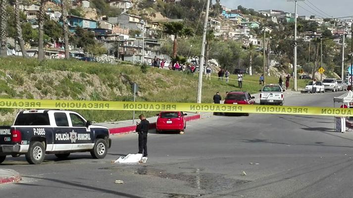 Doble homicidio en puente Las Palmeras,miembros del CAF abatidos