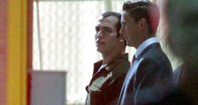 Tahmooresi a punto de cruzar a Estados Unidos, después de salir de prisión. Foto: Archivo ZETA