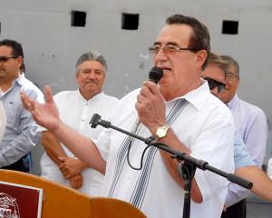 Fotos: Enrique Botello/Jesús Alfredo Rosales Green, aspirante Independiente