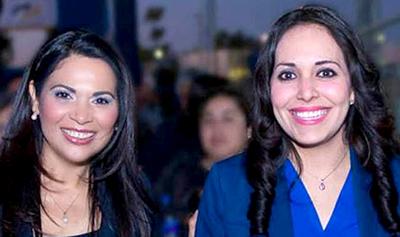 Foto: Internet/Alejandrina Corral y Mayoral Gaona, panistas