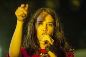 fotos: Agustín Reyes/Cautivó con su canto y entrega