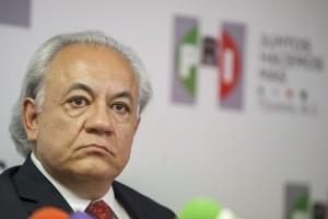 Delegado del Comité Ejecutivo Nacional (CEN) tricolor, Leobardo Alcalá Padilla