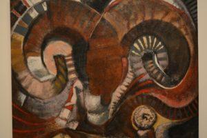 La exhibición abrió sus puertas en la Sala 3 de El Cubo. Foto: Ramón Blanco