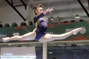 Foto: Cortesía/Louise López ganó en All Around