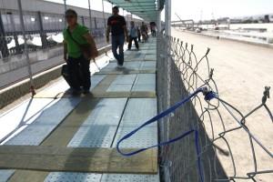 """Fotos: Jorge Dueñes/ """"Está diseñado como para los trabajadores"""": opinó un ingeniero"""