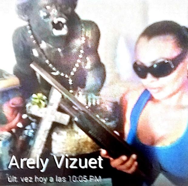 Arely Vizuet considerada como la lider en la venta de droga en el norte de La Paz