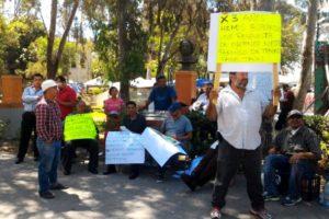 FOTO: Saúl Ramírez.-  Hasta que el Ayuntamiento cumpñla, sostienen