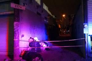 Testigos escucharon entre cinco y seis disparos. Foto: Cortesía