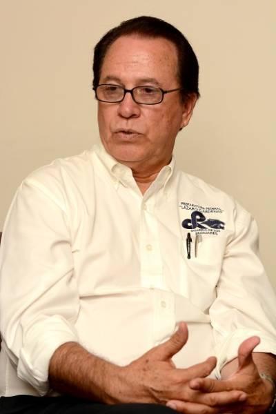 José Cruz Holguín Ruiz.- Director reparatoria Federal Lazaro Cardenas