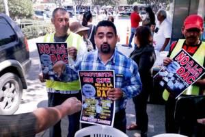 FOTO: Héctor Ortíz.- Conforman Frente Cívico Tijuanense