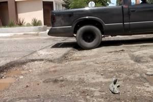 5 Ayuntamiento no contempló el bacheo en La Paz 2