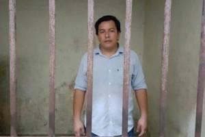 El fotoreportero ue detenido el 18 de agosto y puesto en libertad hasta el día siguiente. Foto: Tomada de Internet