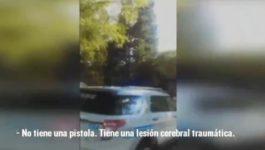 Difunden VIDEO del momento en que policía de Charlotte dispara a afroamericano