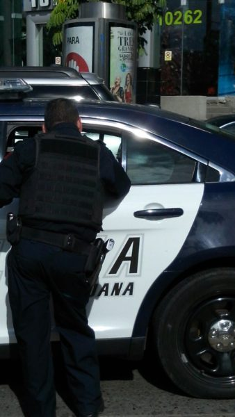 Agentes municipales detuvieron al sujeto