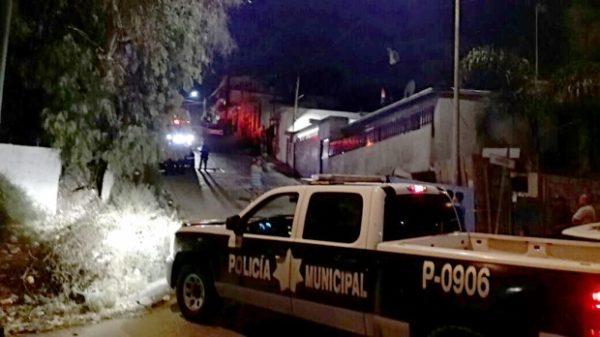 Asesinato en la Colonia Felipa Velázquez