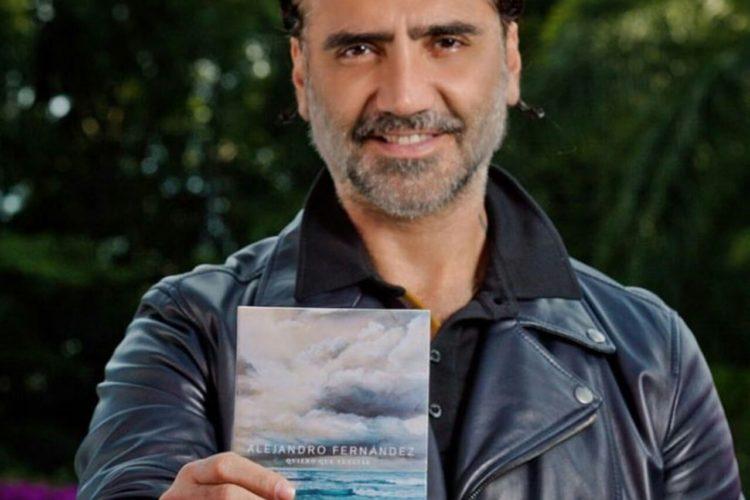 Alejandro Fernández estrena sencillo,