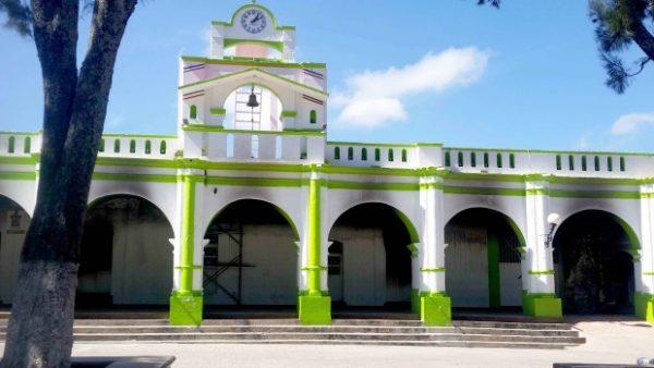 Palacio Municipal de Asunción Nochixtlán