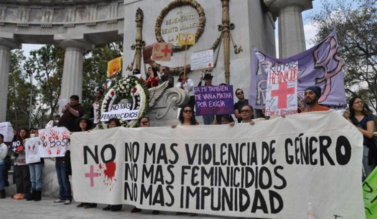Colectivos de mujeres convocan a paro nacional contra feminicidios