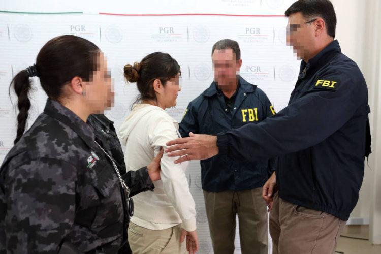 México extradita a una de las más buscadas por el FBI
