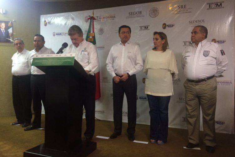 PRI fija hora para declaración de Duarte